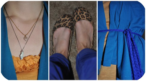 Favorite Shoes: Leopard Flats