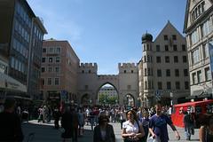 Karlstor - von Neuhauser Straße