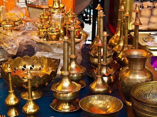IMG_0631 copper pitcher,flea market , Penang