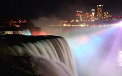 Photo of the falls from the wrong side (purvins) Tags: longexposure niagarafalls falls slowshutter niagaranight