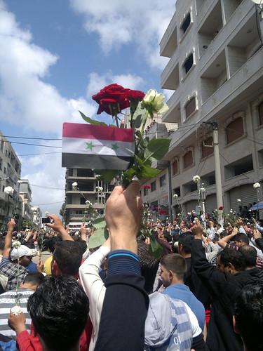 _ Banyas Demos -  / Syria سورية مظاهرات /صور بانياس
