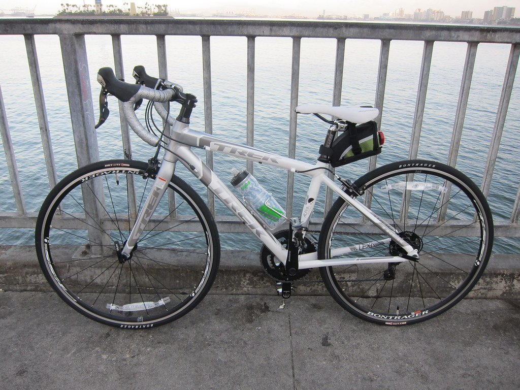 The Journey Of A Running Green Girl Trek Lexa Slx Xs 43 Cm Road