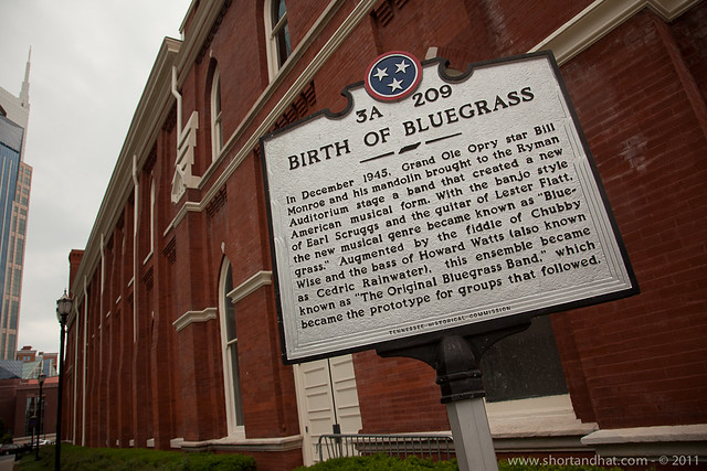 Birthplace of bluegrass