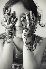 Asfia (Aliraza Khatri) Tags: portrait girl smile face kid eyes portraiture pakistani henna mehndi tatto khatri aliraza pakistanifaces ethincity gettyimagespakistanq2