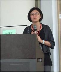 政治大學公行系副教授杜文苓。