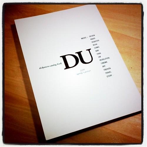 DU diskunion catalog book / 2011 spring-summer