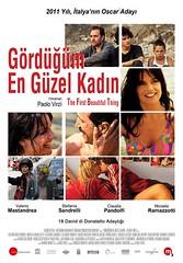 Gördüğüm En Güzel Kadın - La Prima Cosa Bella - The First Beautiful Thing (2011)