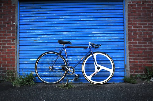 mocchi's New FixedGearBike
