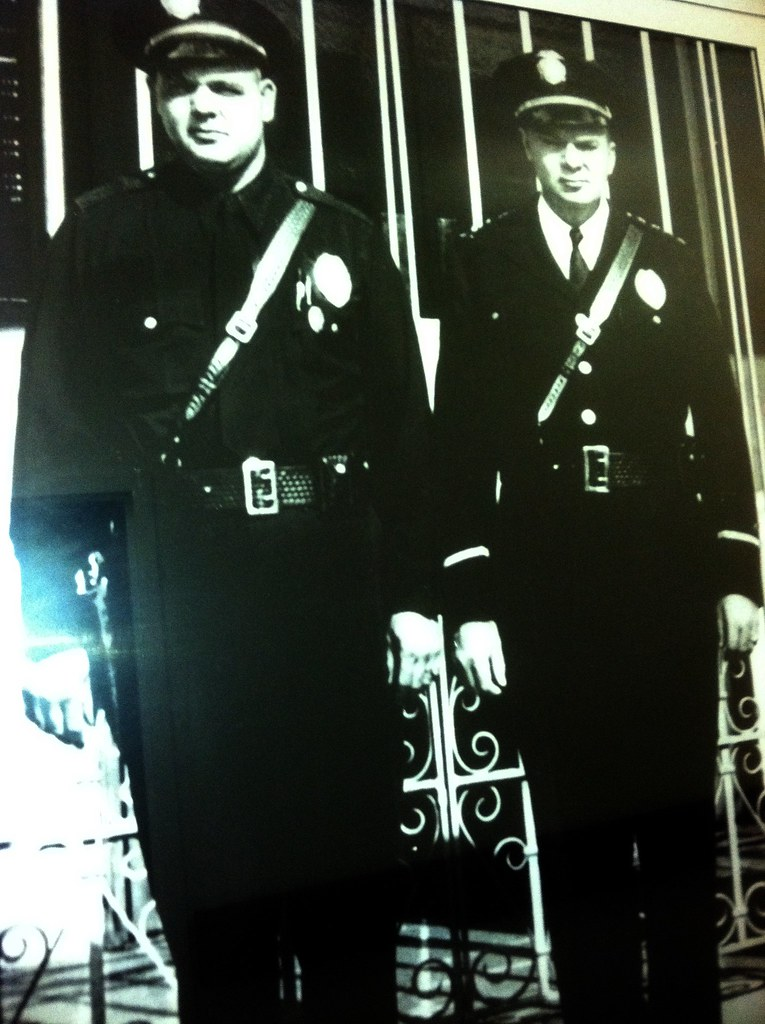 Ontario Police (CA) circa 1940's