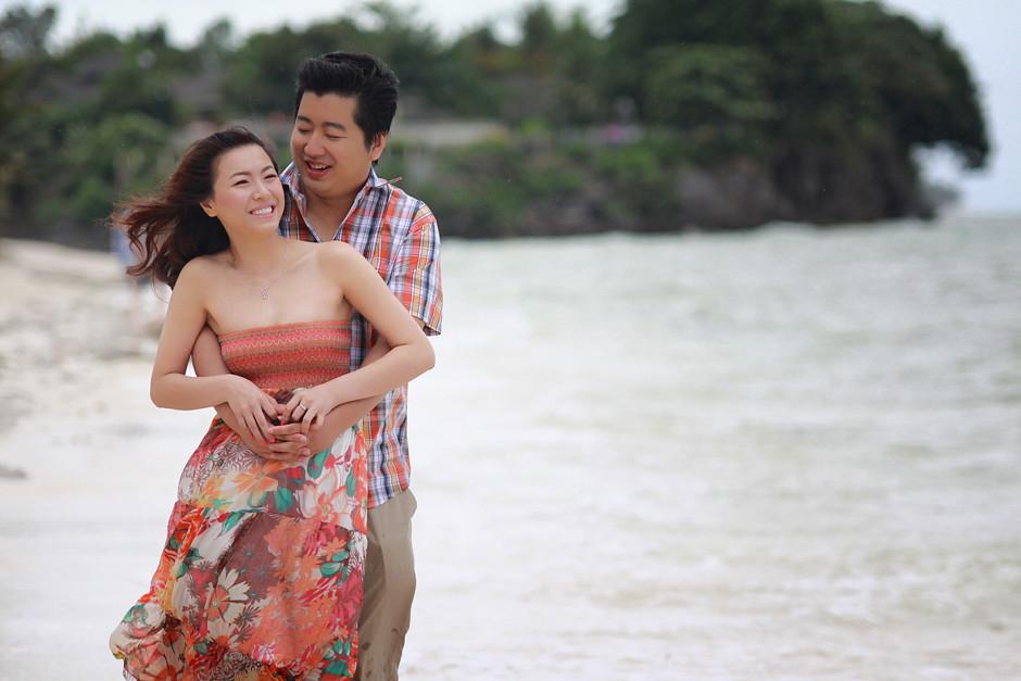 Panglao Island Engagement, Bohol Philippines