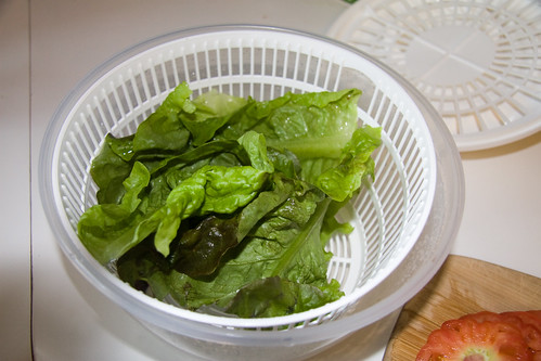 Fresh Green Leaf Lettuce
