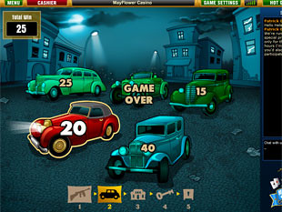 free Reel Gangsters slot game bonus round 2