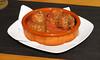 mandonguilles_casolanes (lacerveseria) Tags: menu la cerveseria plats