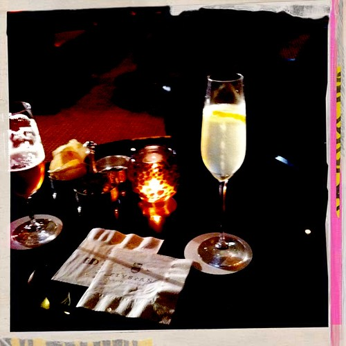 French 75 At Bernard's In Chicago