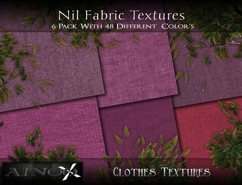 Nil Fabric Fat Pack by Ainoo By Alexx Pelia