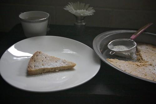walnut shortbread