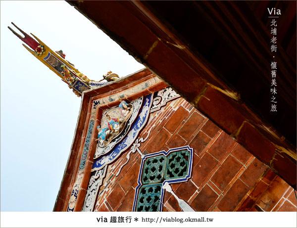 【新竹一日遊】北埔老街~在古廟舊巷內尋找專屬客家的美食40