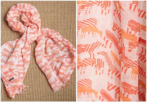dwell studio scarves