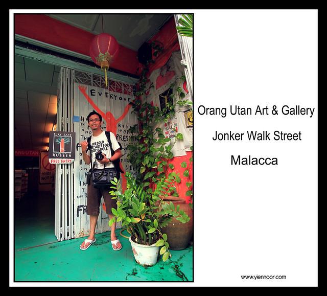 Orang Utan Art & Gallery