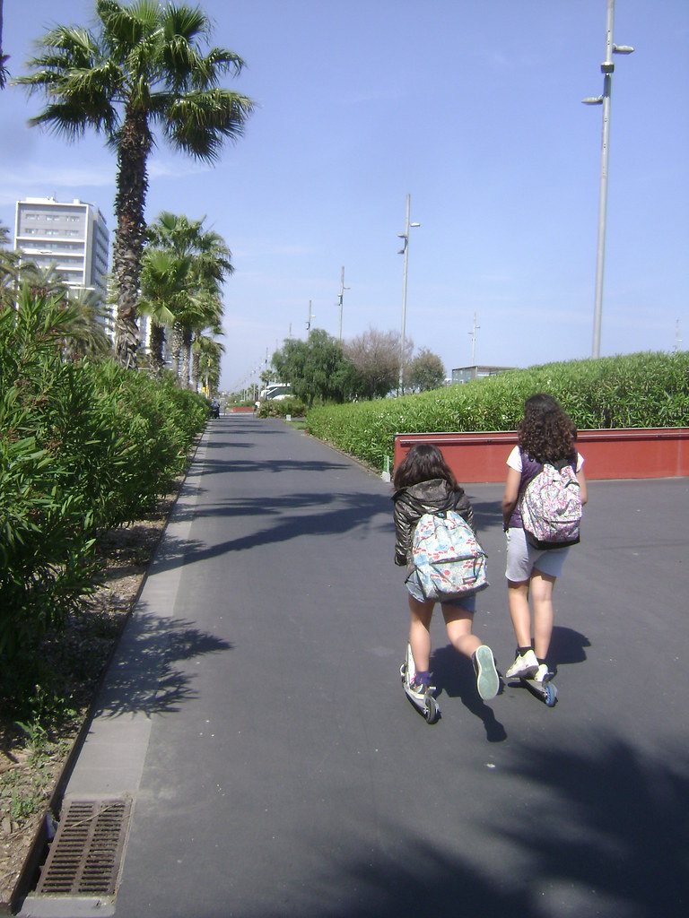 Parc Lineal de Garcia Fŕria