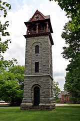 Memorial Tower (robtm2010) Tags: memorial massachusetts stockbridge memorialtower johnsergeant dudleyfieldmemorialtower littlechurchofthewilderness stockbridgeindians