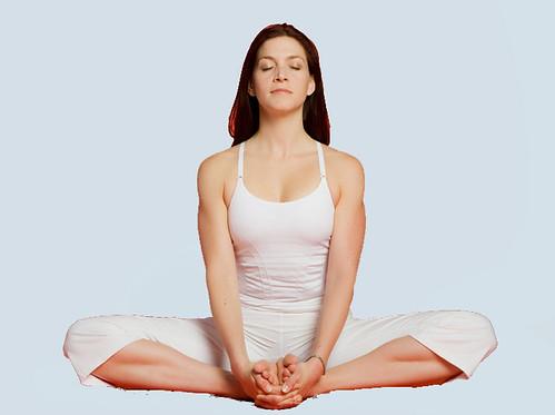 Ibiza Yoga: Baddha Konasana