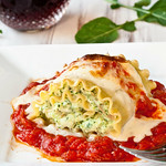 Chicken Pesto Lasagna
