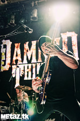The Damned Things (Dani MetaZ) Tags: music rock metal heineken live sala things rob damned the caggiano
