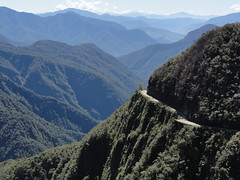 La Paz & the World´s Most Dangerous Road