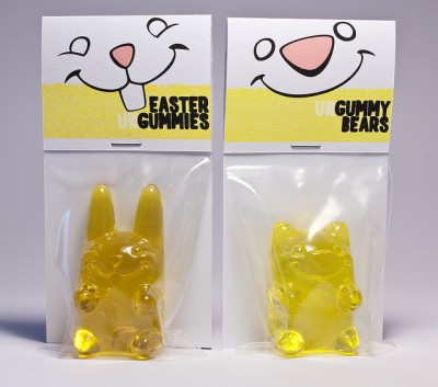 UnGummy Bears and Easter UnGummies