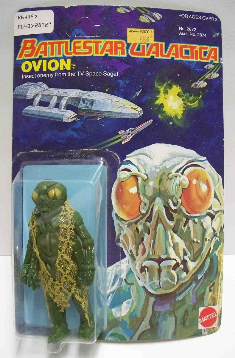 Battlestar Galactica Toys - Ovion