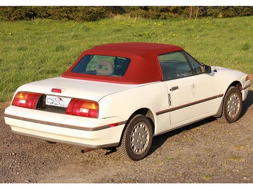 Super CK-Cabrio - Manufaktur für Cabrioverdecke: Ford Mercury Capri  GI45