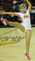 Southern Cal Cheerleaders (bulgo125) Tags: california college cheerleaders southern usc trojans