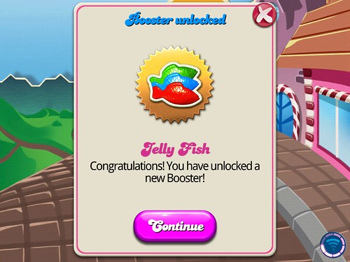 Candy Crush Saga Info: screenshots, UI