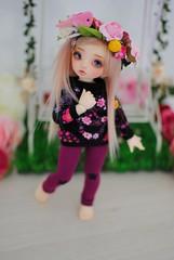 Charline (elfy33) Tags: fairyland littlefee luna bjd balljointeddoll doll dolls jointed ball