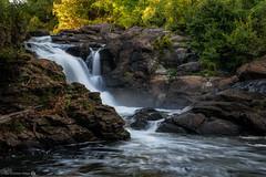 Boonton Falls (RyanKirschnerImages) Tags: waterfall nj boontonfalls nature landscape