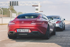 Mercedes AMG GT S (amakles) Tags: mercedes amg gts gt s v8 exotic poland poznan canon 50mm benz race track german germaniacs