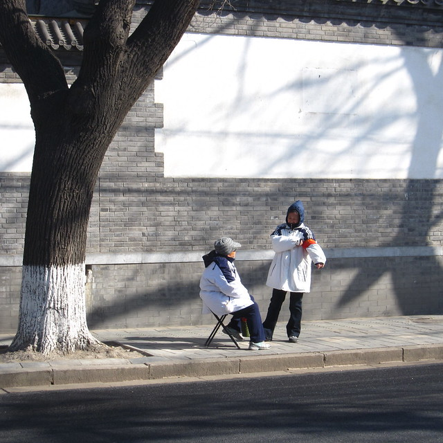 Black and White, Beijing