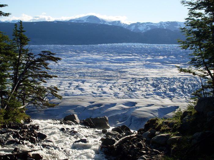 Southern Patagonia Ice Field