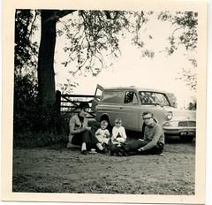 Family Picnic 1959