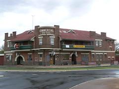 Commercial Hotel, Kaniva