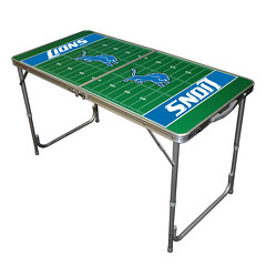 Detroit Lions TailGate Table