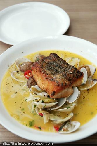 Double Bay Restaurant and Bar - Crispy Australian Barramundi