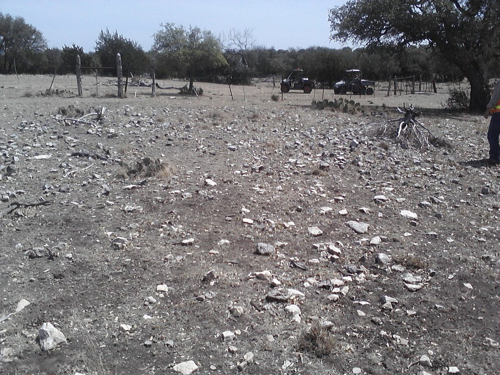 Surveying in Central Texas
