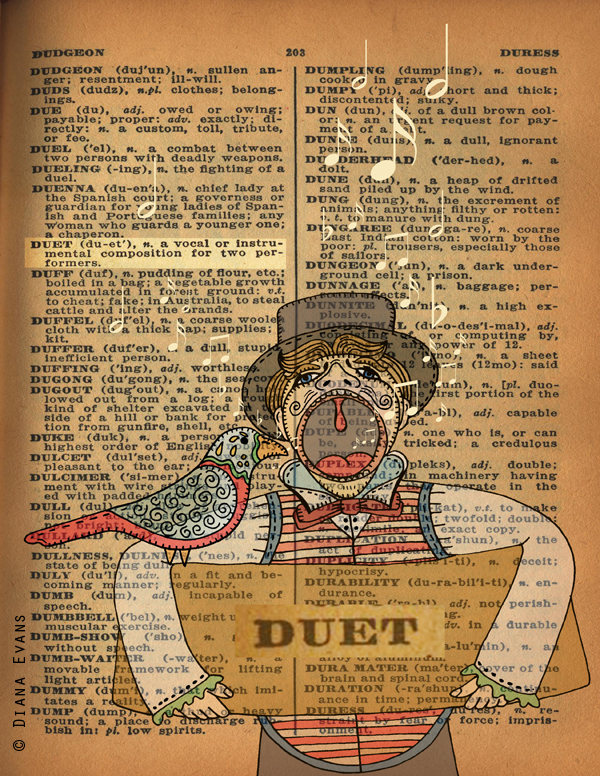!940s Dictionary duet