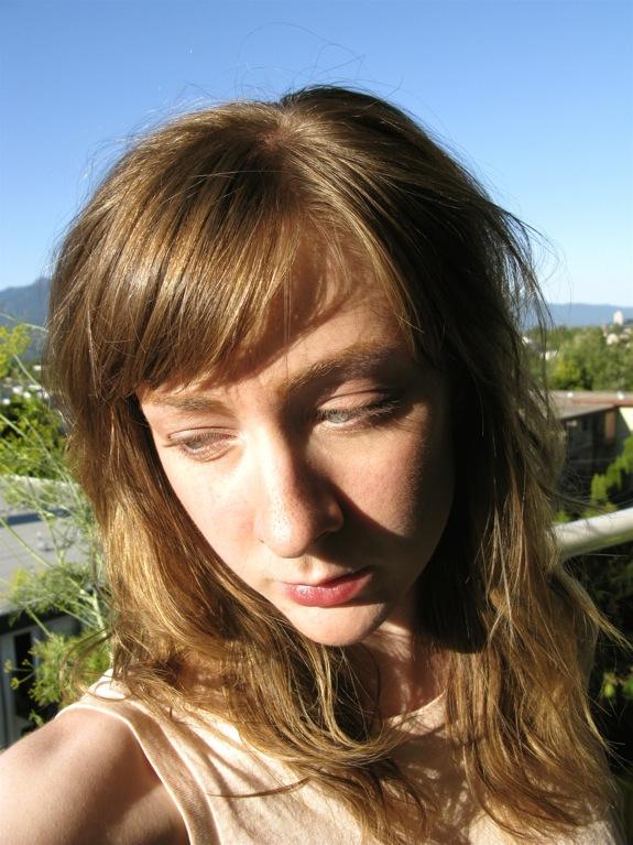 bangs hair july 2009