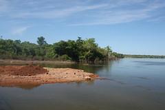 Rio Xingu (Por NeilaRSilva) Tags: azul paisagem xingu indios ceu rios matogrosso aldeia indigena florestas rioxingu balsarioxingu