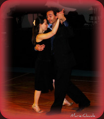 TANGO Dancers    ~~~ on EXPLORE ~~~ (Maclo) Tags: music art argentina argentine beautiful beauty dance danse explore tango bal elegance tangoargentin