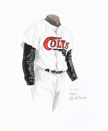 houston astros uniform history. Houston Colt 45#39;s 1962 uniform