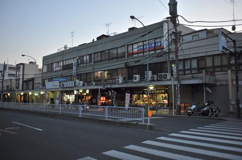 弘明寺かんのん通り商店街